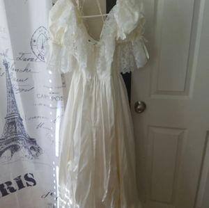 Vintage Zum Zum Wedding Dress from Mercari
